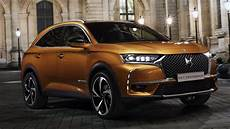 2018 Ds 7 Crossback Top Speed