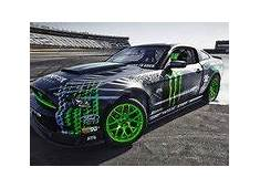 2014 Ford Mustang RTR Monster Energy Nitto Tire By Vaughn