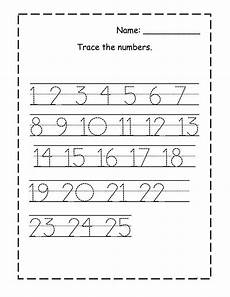 counting tracing numbers worksheets 8044 tracing numbers for kg numbers preschool preschool printables preschool