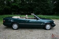 for sale mercedes w124 e320 sportline cabriolet mercedes e320 sportline cabriolet 96 p only 1 previous owner low miles