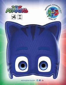 Pj Mask Malvorlagen Gratis Pj Masks Printables For Free Printable