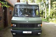 womo kastenwagen gebraucht womo wohnmobil mb 609 vario ex bw krankenwagen
