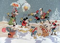 oh by the way disney christmas card for 1934