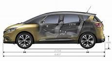 Renault Scenic 2016 Abmessungen Technische Daten