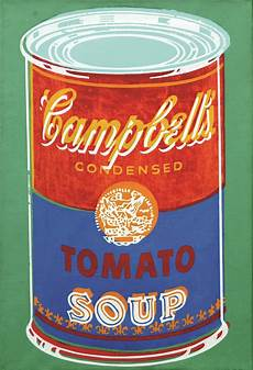 71 Million Can T Be Wrong Andy Warhol Colored Cbell