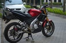 Vixion Modifikasi Touring by Modifikasi Vixion Touring Style Yamaha Vixion 2008