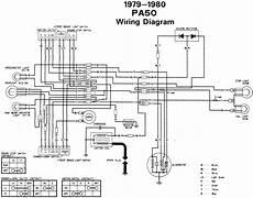 re wiring diagram 1980 honda pa 50 moped army