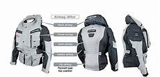 Motorcycle Airbag Jacket Drive Safe And Fast