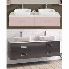 mobile bagno doppio lavello arredo bagno moderno doppio lavabo in 30 colori bb
