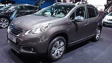 peugeot 2008 style 2015 peugeot 2008 style 1 2 puretech 110 exterior and interior walkaround