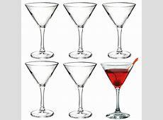 Bormioli Rocco Cocktail Glasses Martini Stem Glass Spirit