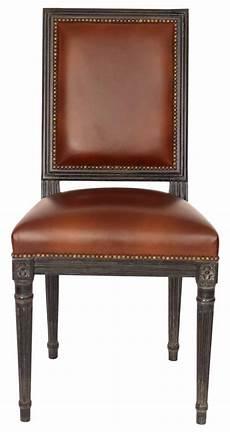 vintage stuhl retro vintage holzstuhl k 252 chenstuhl esszimmerstuhl leder