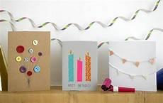 Ausgefallene Geburtstagskarten Selber Basteln - geburtstagskarten basteln 30 tolle ideen mit anleitung