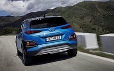 Hyundai Kona Hybride Une Extension Naturelle