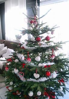 Weihnachtsbaum Rot Weiß Geschmückt - kessy s pink sugar eine quot winter sacher torte quot und