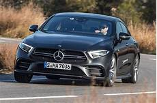 mercedes amg cls 53 2018 review autocar