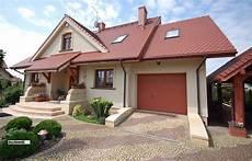 Elewacja Czerwony Dach In 2019 Home Decor Home