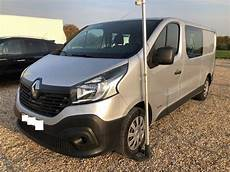 renault trafic 3 occasion utilitaire renault trafic 3 ca dci 115ch gd
