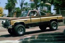 Top 50 Tv Cars Of All Time No 13 The Fall S Gmc Truck
