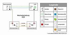 wechselschaltung elektroinstallation selber machen
