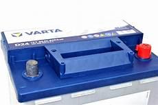 Batterie Auto Varta 12v 60ah 540a D24 La Casa Della Batteria