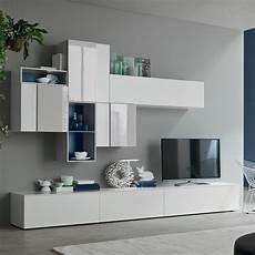mobili da soggiorno moderno seta sa1560 mobile soggiorno moderno componibile l 299 4