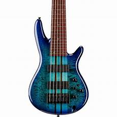 Ibanez Anb306e Adam Nitti Signature 6 String Electric Bass