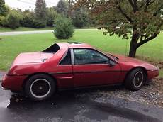 small engine service manuals 1988 pontiac fiero spare parts catalogs 88 fiero supercharged series ii 3800 v6 5 speed manual busted clutch for sale photos