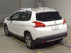 Buy Import Peugeot Peugeot 2008 2014 To Kenya From Japan