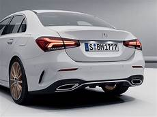 Mercedes A Klasse Sedan Edition 1 Niet Om Aan Te Gluren