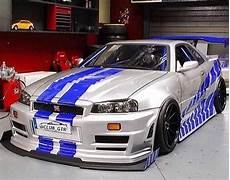 Nissan Gtr Fast And Furious - nissan skyline gtr r34 fast and furious awesome