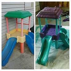 tike swing and slide tikes slide we had the faded one diy for