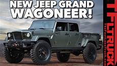 leaked new 2019 jeep grand wagoneer and ask tfltruck