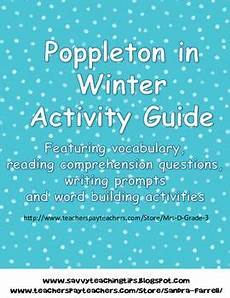 poppleton in winter free worksheets 20163 the world s catalog of ideas