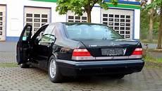Mercedes S600 V12 W140 Sound