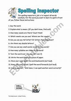 spelling improvement worksheets 22426 improve your pupils 180 spelling esl worksheet by englishreader