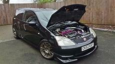 Honda Civic Type R Ep3 Honda Civic Type R Ep3 Turbo 339bhp In Hodge Hill West