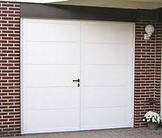porte de garage battante novoferm