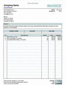 freelance receipt template pin by register deborah on invoicing for freelancers in
