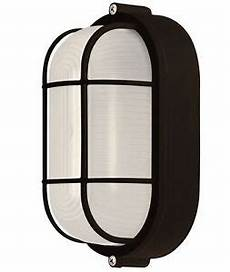 all weather outdoor bulkhead oval light marine exterior lighting black 730669635892 ebay