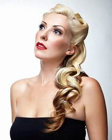 Pin Up Hairstyles For Hair