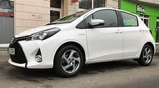 Toyota Yaris Automatik - toyota yaris in hybrid automatik mietwagen bei aniso rent