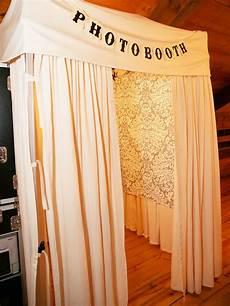 Diy Wedding Photo Booth Backdrop Ideas