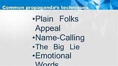 what was the most prevalent propaganda media form propaganda in media
