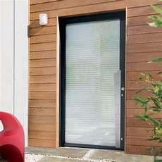 porte entrée isolante porte d entr 233 e isolante en aluminium 224 vitrage