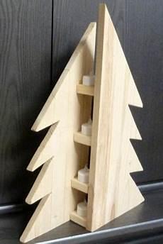 Weihnachtsbaum Modern Holz - moderne tanne weihnachtstanne aus naturholz 18mm