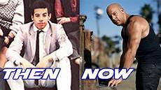 Cast Of The Fast And Furious Franchise Then And Now
