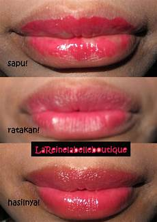 mywonderwall tutorial to wear obuse lip tint