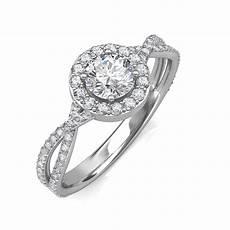 0 95 carat platinum zara engagement ring engagement rings at best prices in india