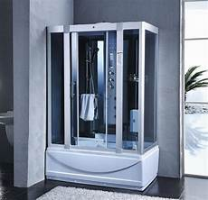 cabina per vasca cabina idromassaggio 135x80 6 idrogetti con vasca